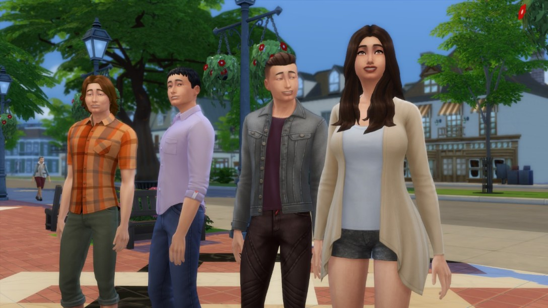 Sims 4 Speed Dating